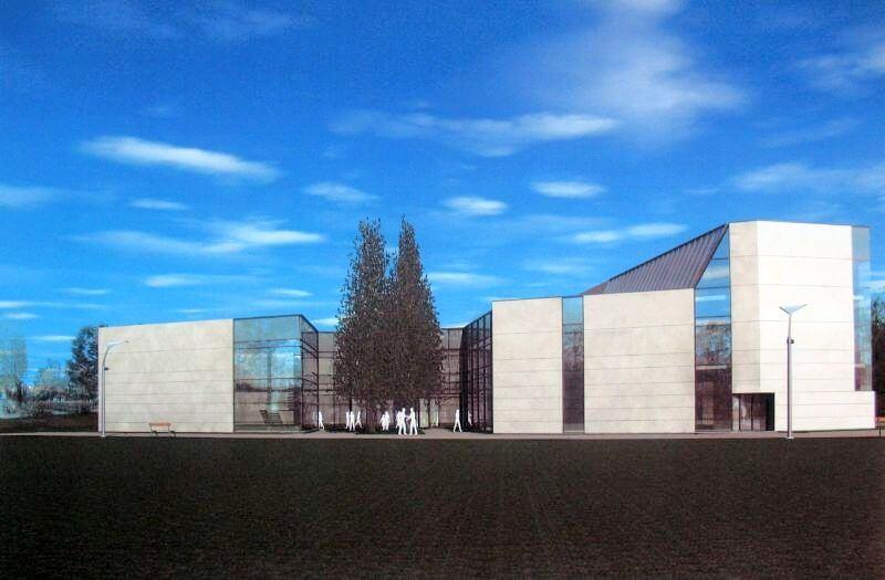 Kretingos rajono savivaldybės M. Valančiaus viešoji biblioteka. Bendras vaizdas