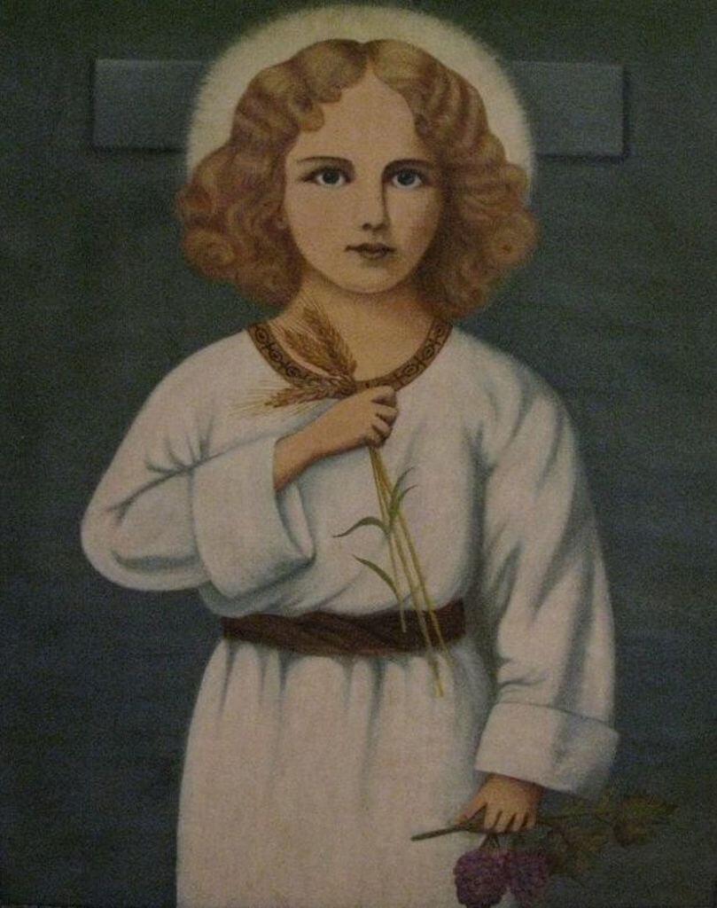 """Barbora Jankauskaitė. """"Jėzus 12 metų"""""""