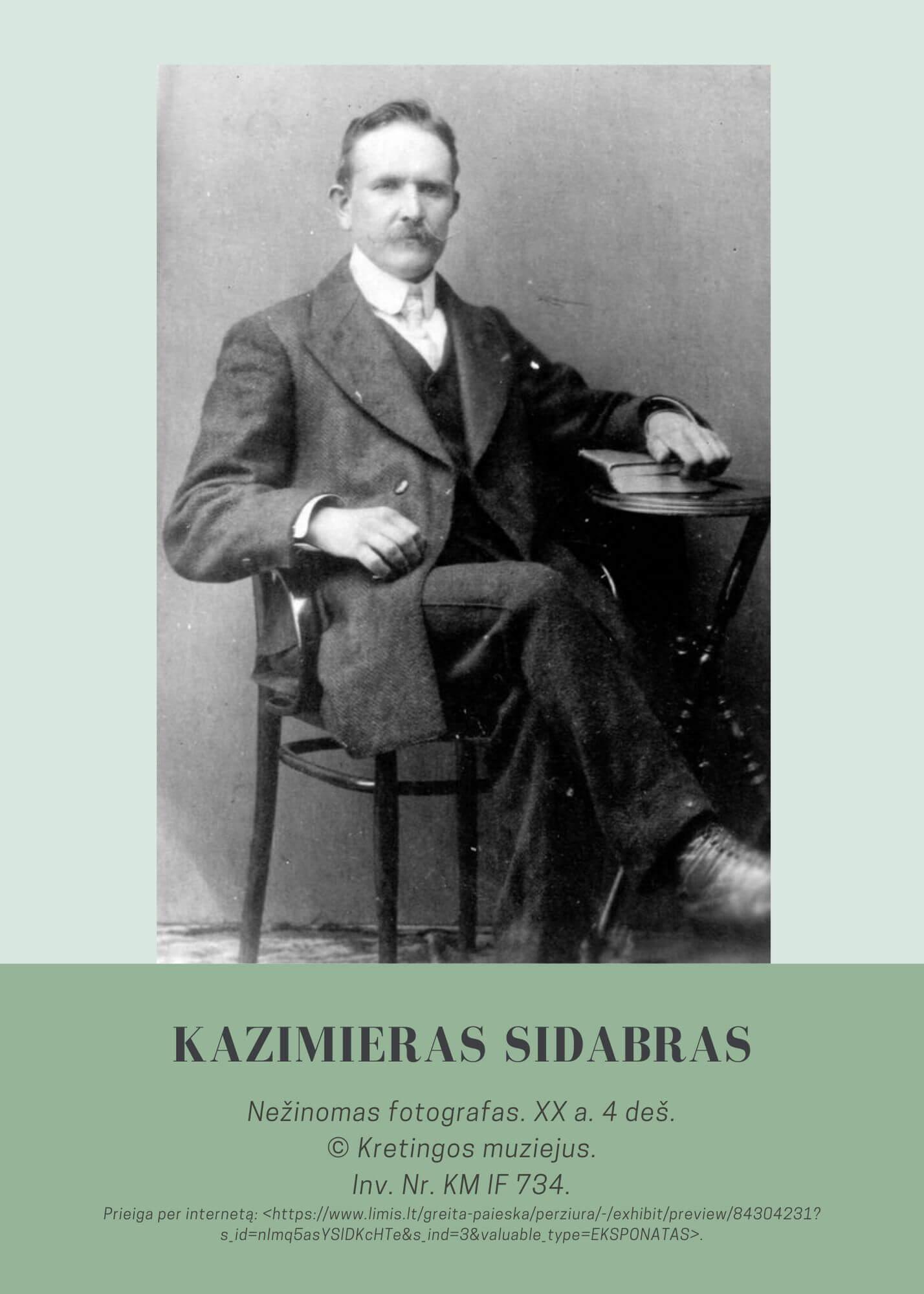 Kazimieras Sidabras