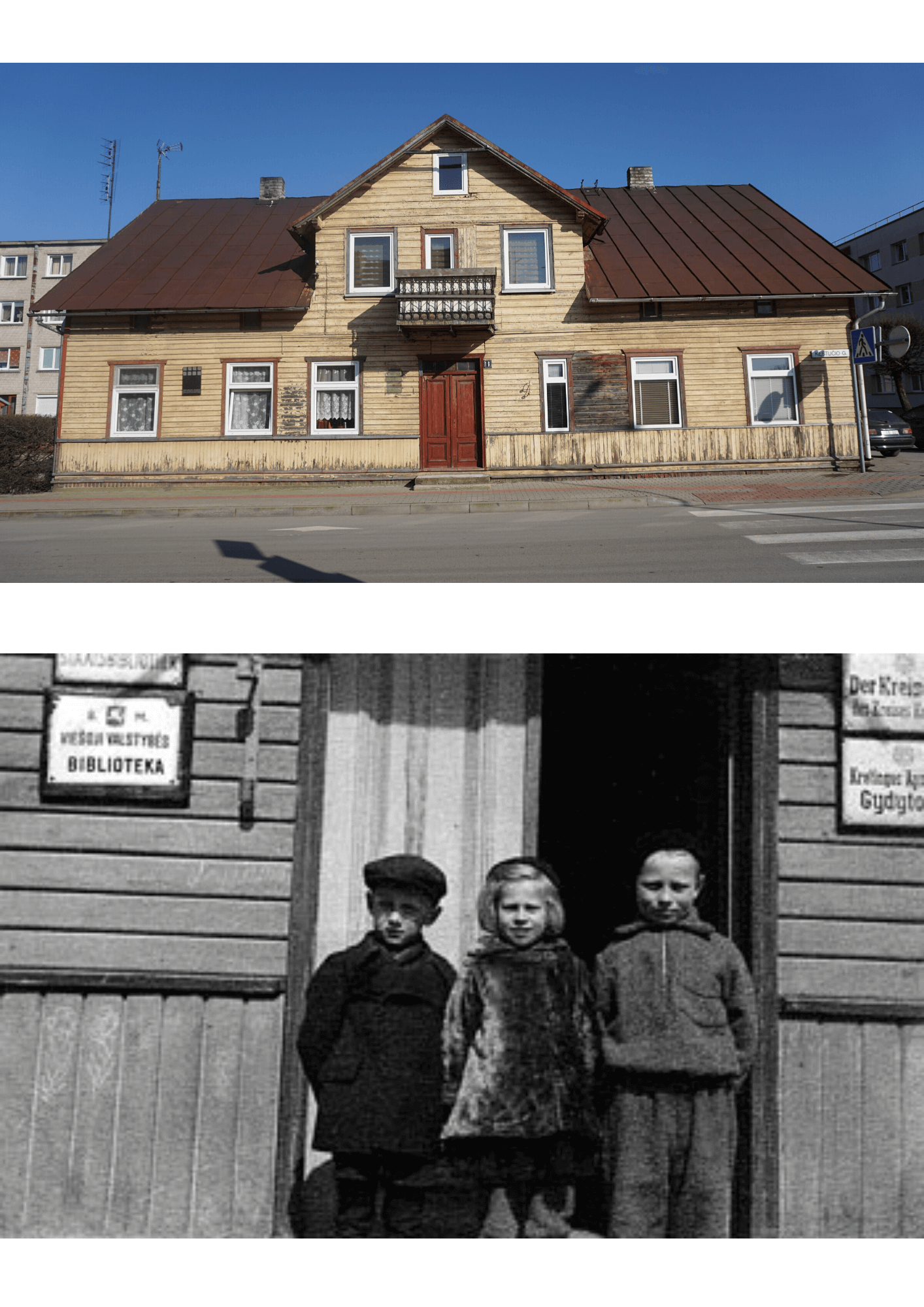 Kretingos viešosios bibliotekos Kęstučio g. 19