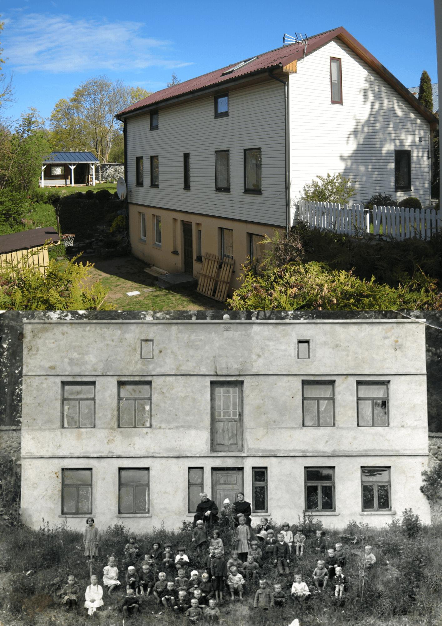 Kretingos bibliotekos pastatas Vilniaus g. 19