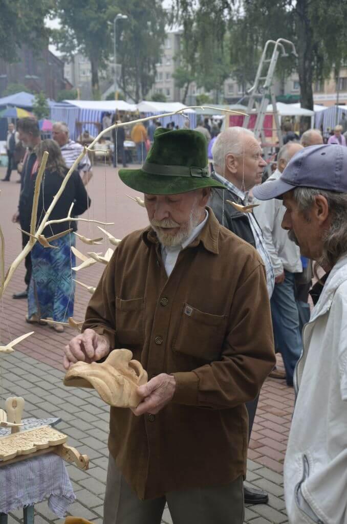 Adolfas Andriejus Viluckis. R. Nagienės nuotrauka, 2011