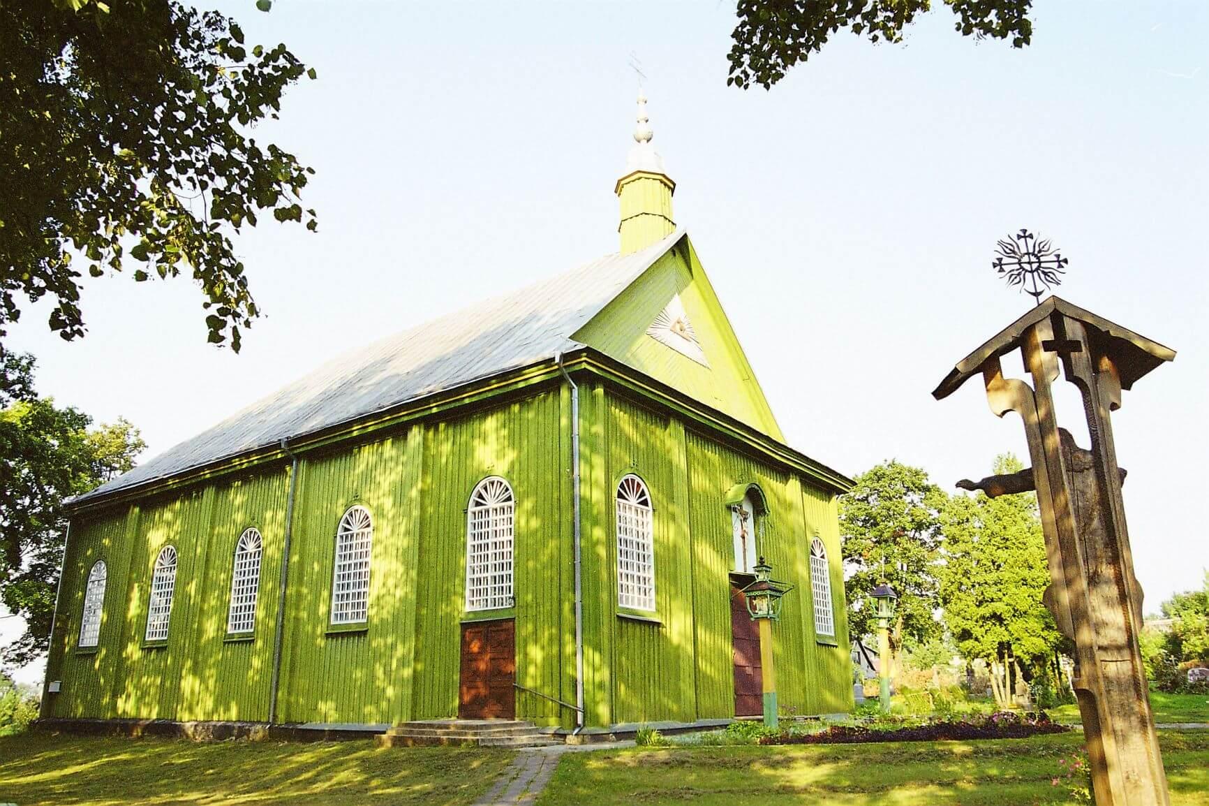 Babtų šv. apaštalų Petro ir Povilo bažnyčia (Kauno rajonas)