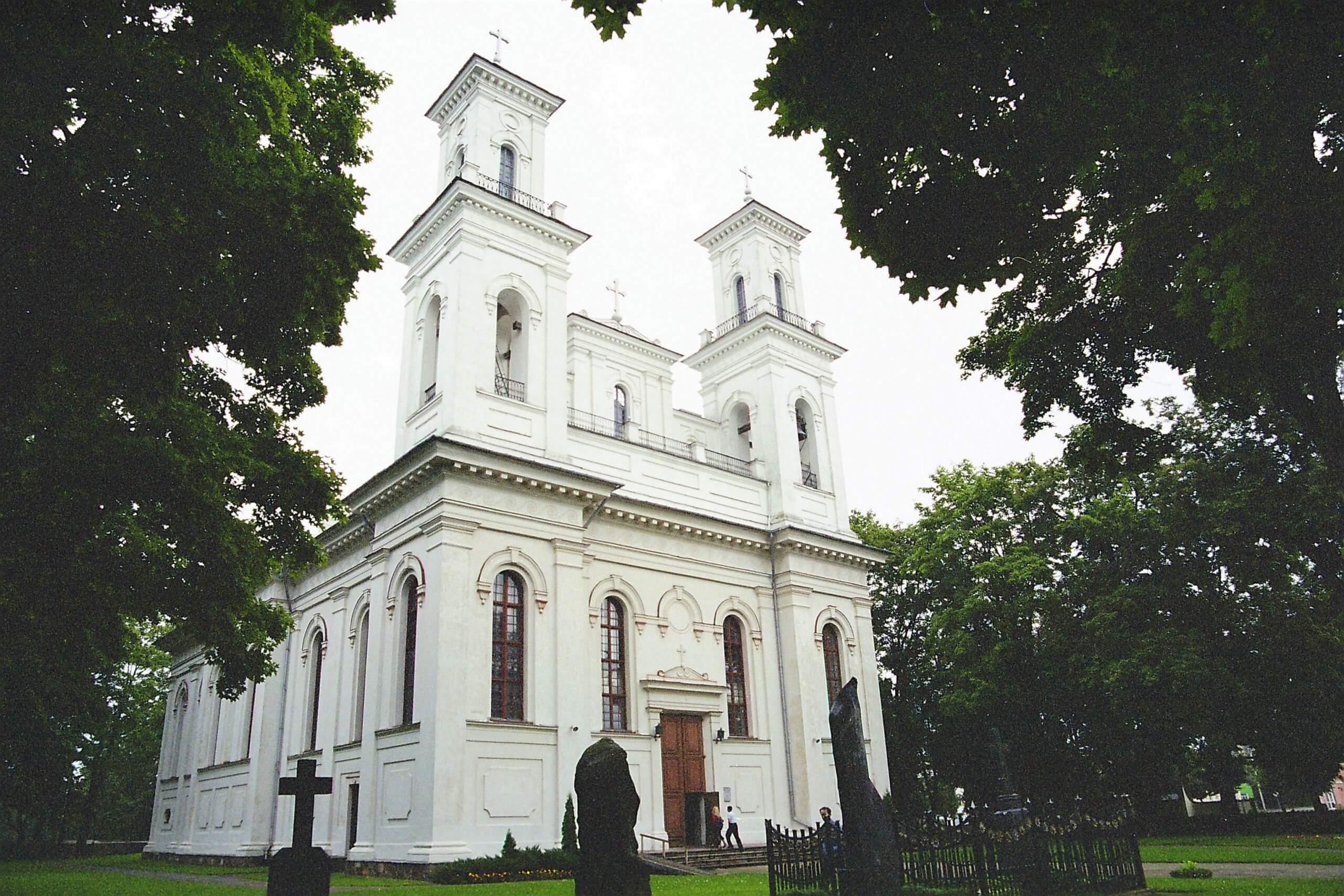 Biržų šv. Jono Krikštytojo bažnyčia