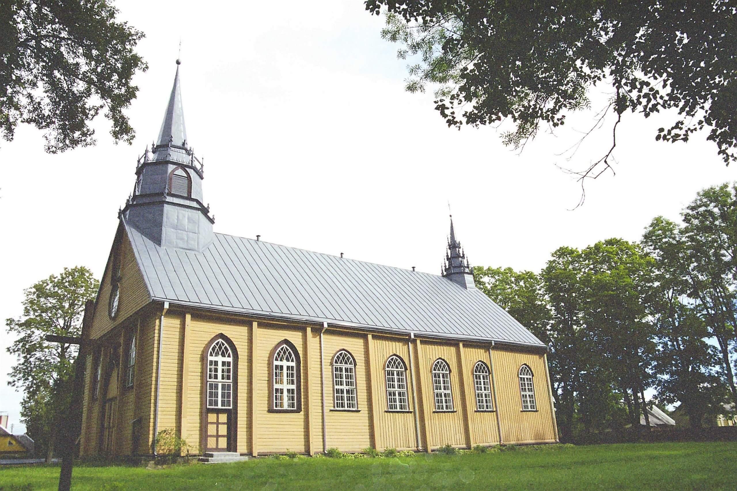 Eržvilko šv. Jurgio bažnyčia (Tauragės rajonas)