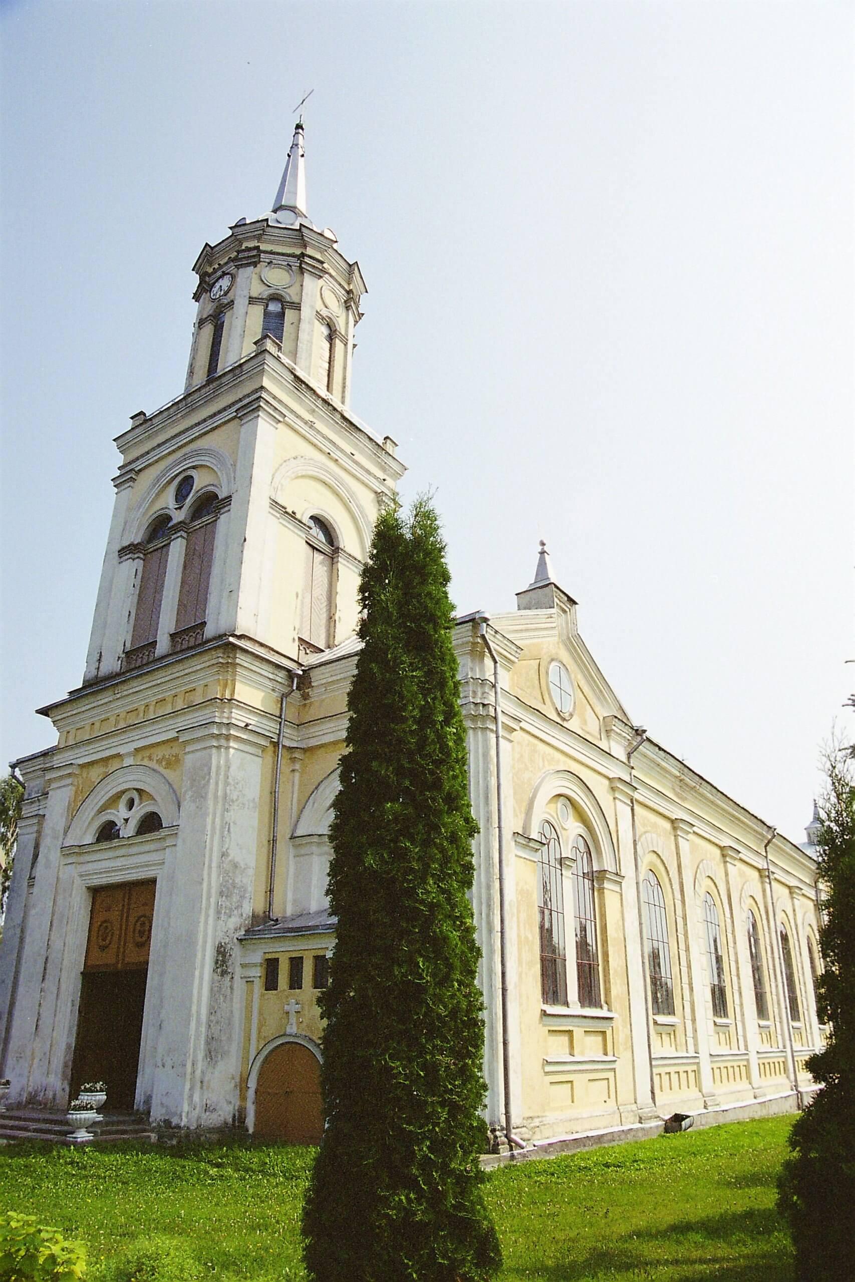 Kavarsko Šv. Jono Krikštytojo bažnyčia (Anykščių rajonas)