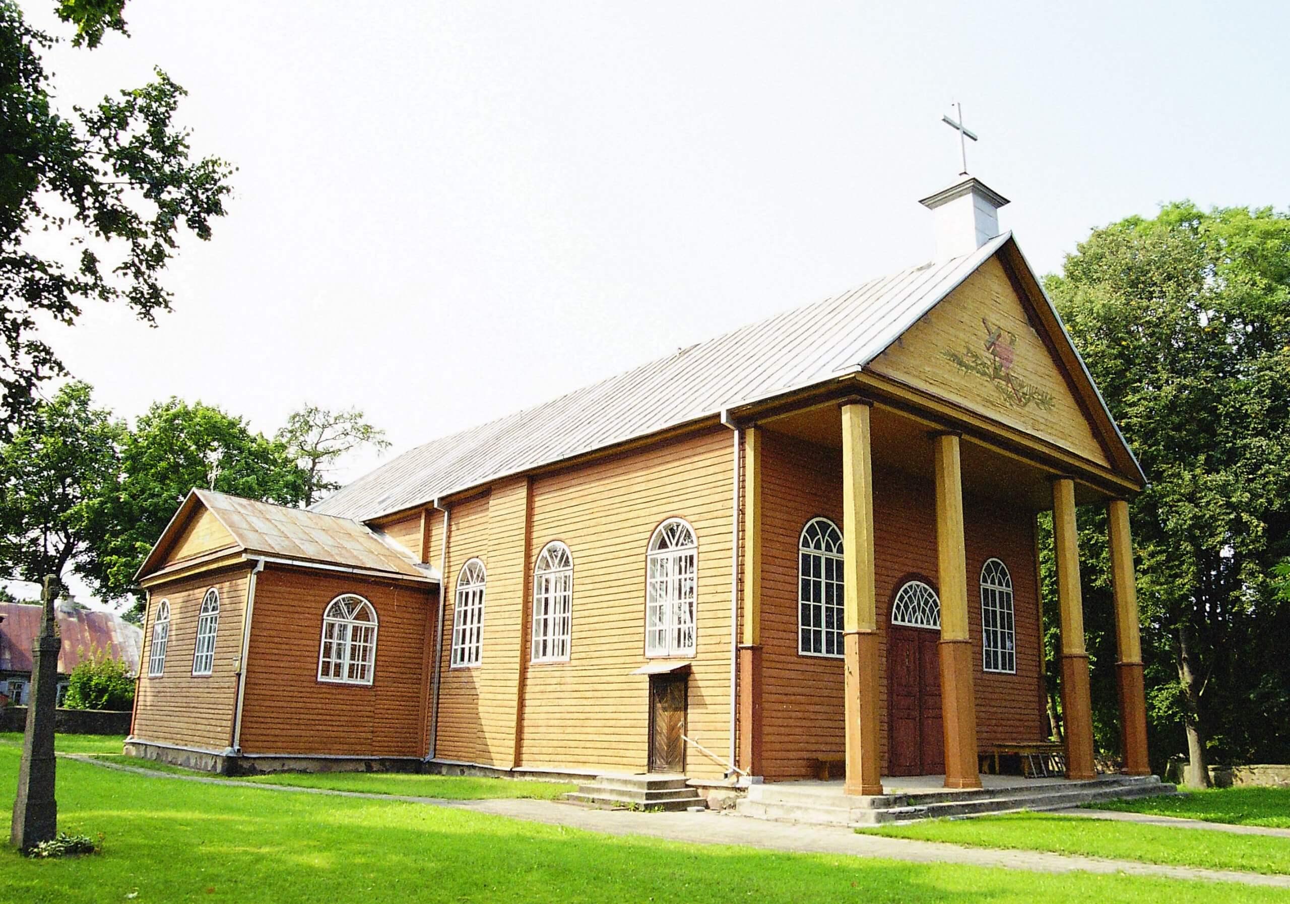 Kurklių Šv. Jurgio bažnyčia (Anykščių rajonas)