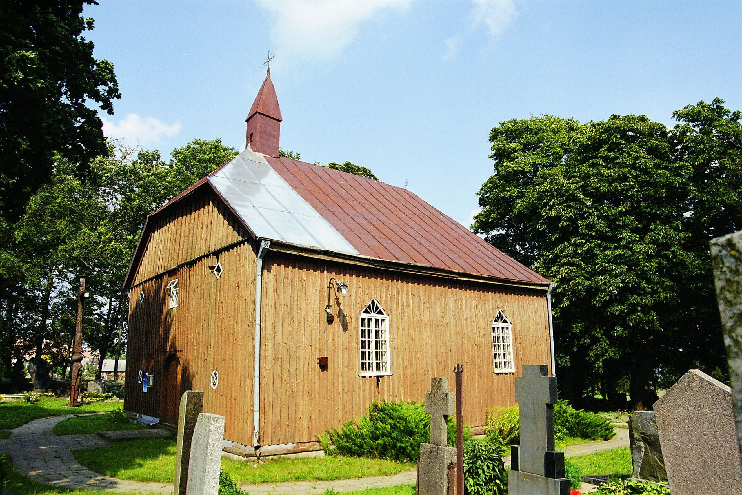 Kurų Šv. Antano Paduviečio bažnyčia (Radviliškio rajonas)