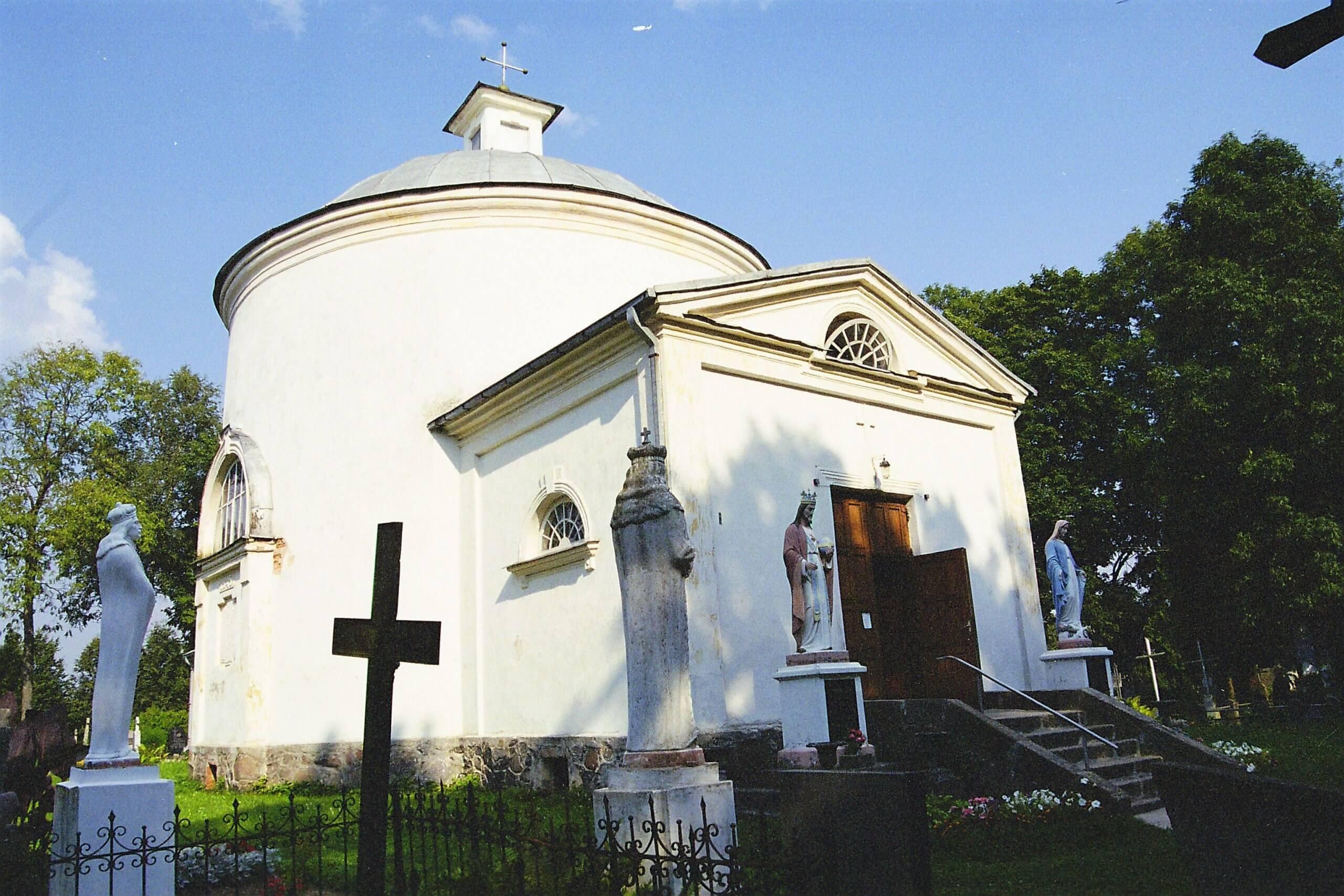 Labūnavos Dievo Apvaizdos bažnyčia (Kėdainių rajonas)