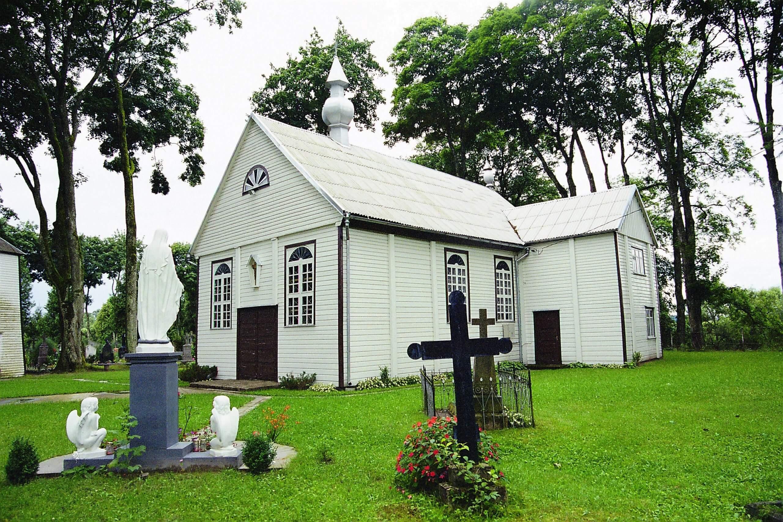 Lomių Kristaus Atsimainymo bažnyčia (Tauragės rajonas)