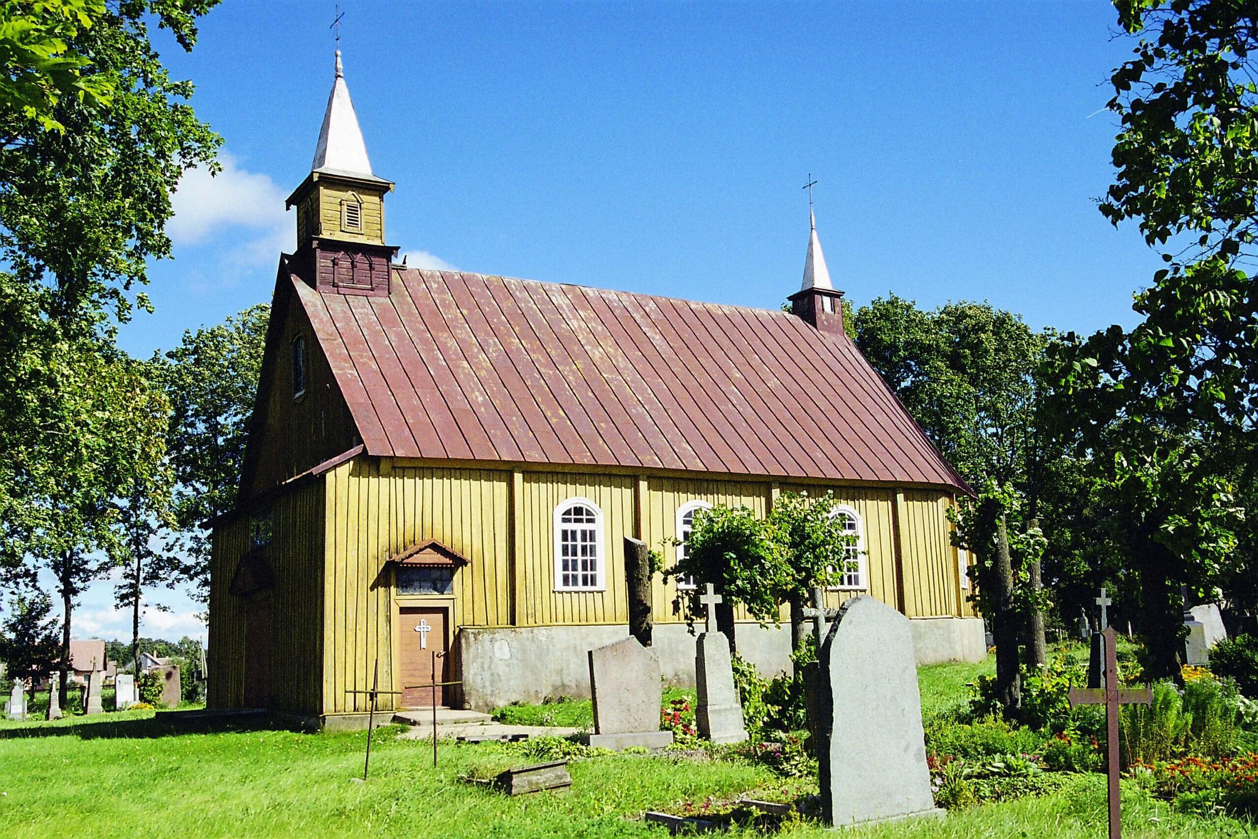 Milašaičių Nukryžiuotojo Jėzaus bažnyčia (Raseinių rajonas)