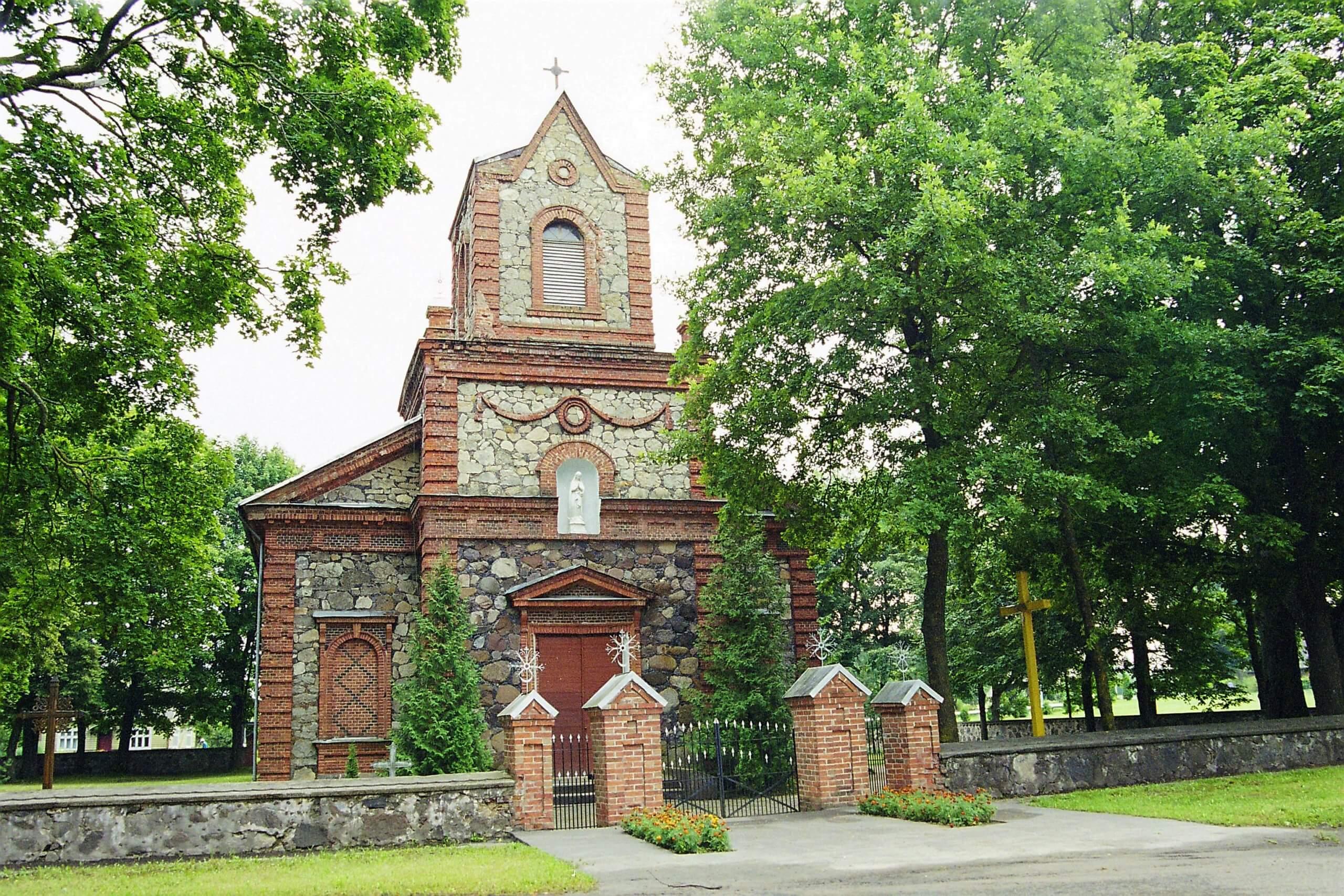 Nemunėlio Radviliškio Švč. Mergelės Marijos bažnyčia (Biržų rajonas)
