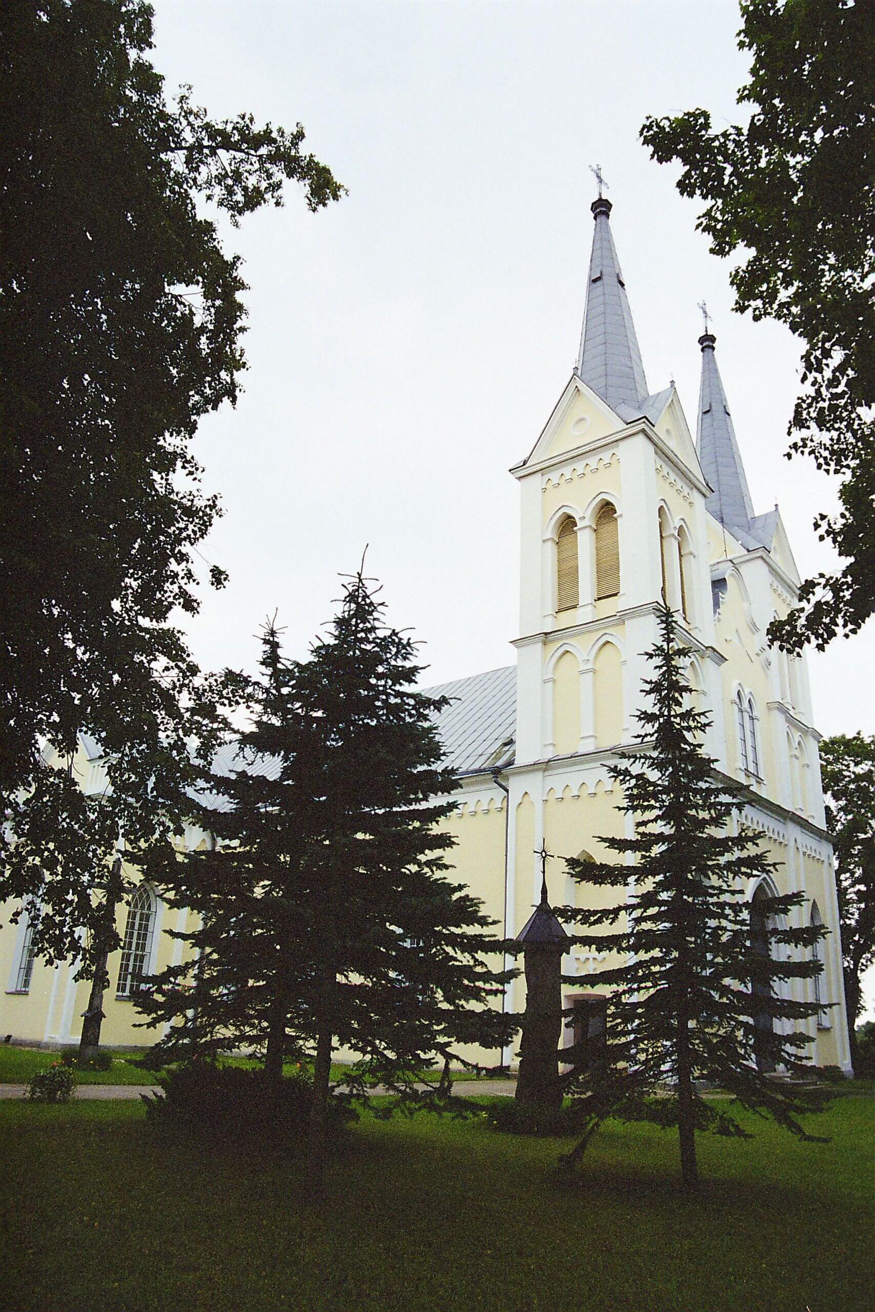 Obelių Šv. Onos bažnyčia (Rokiškio rajonas)