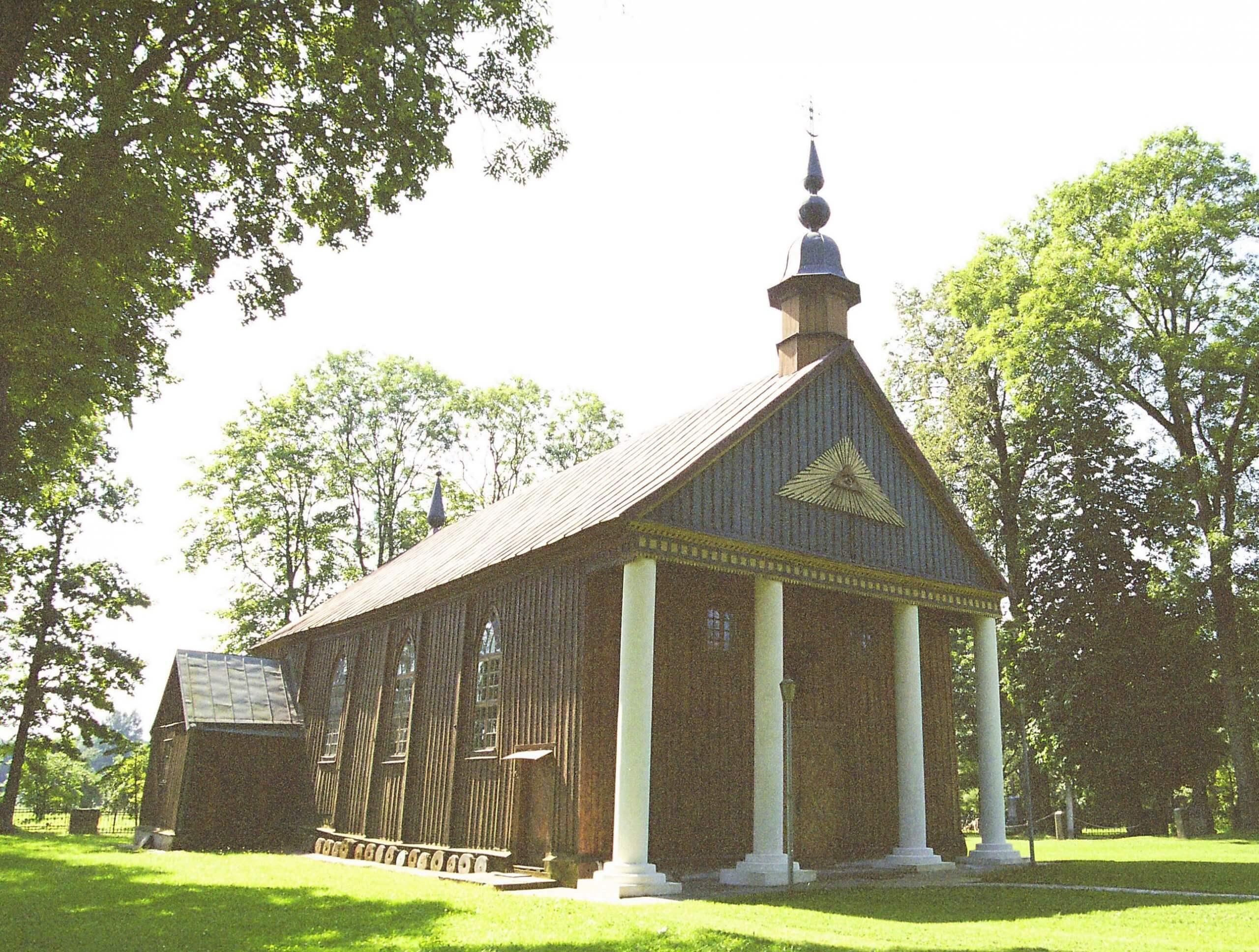 Paberžės Švč. Mergelės Marijos Apsilankymo bažnyčia (Kėdainių rajonas)