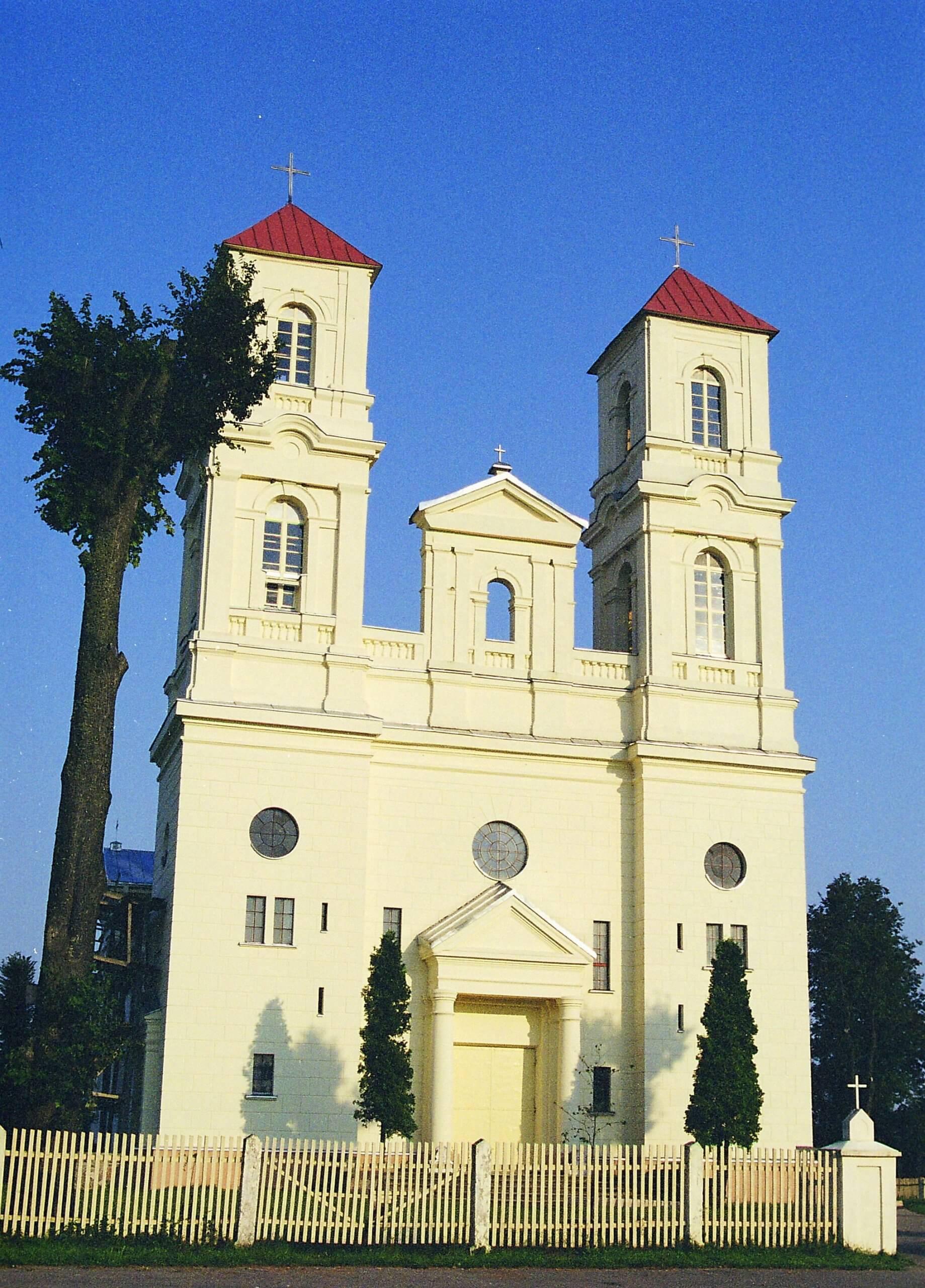 Raudondvario Šv. Kūdikėlio Jėzaus Teresės bažnyčia (Kauno rajonas)