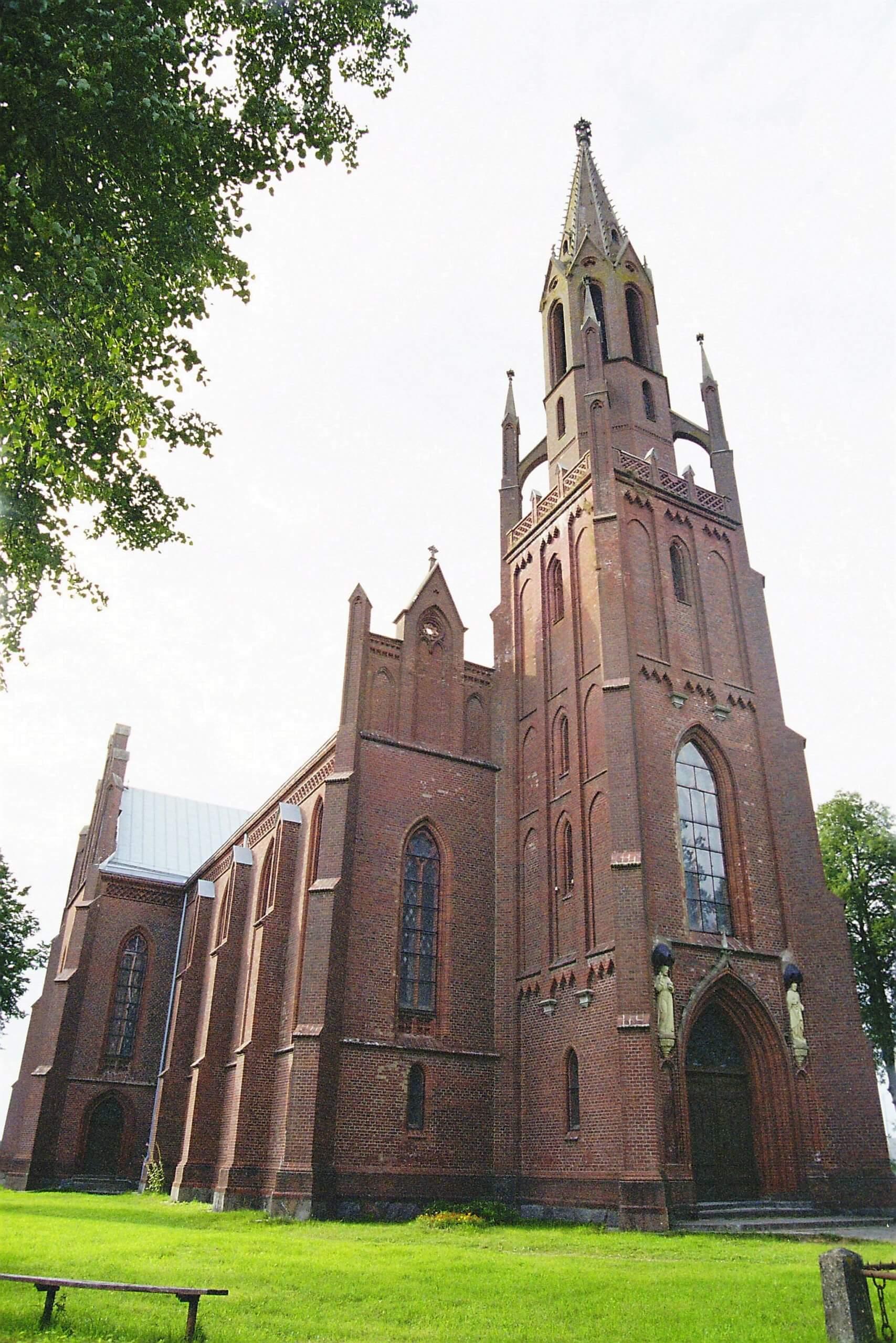 Šateikių Šv. Morkaus Evangelisto bažnyčia (Plungės rajonas)