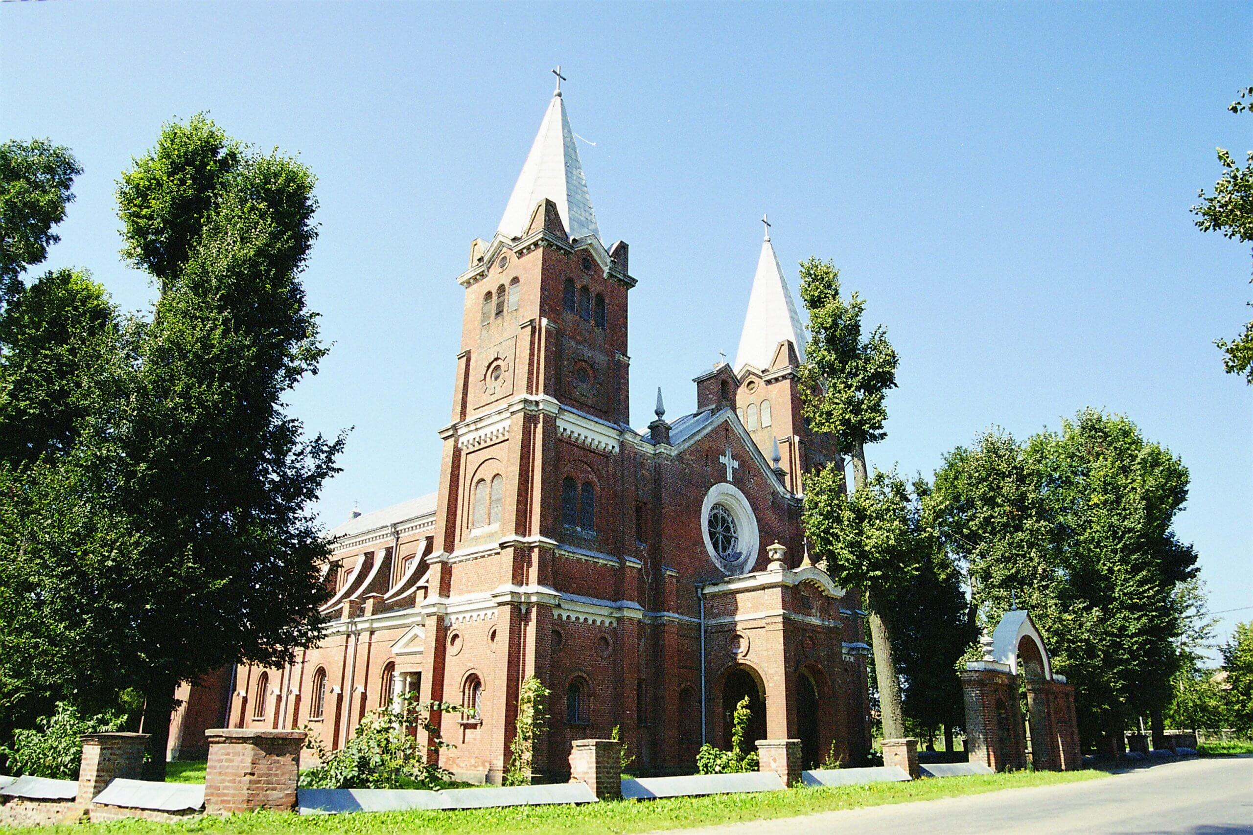 Šiaulėnų Šv. Onos bažnyčia (Radviliškio rajonas)