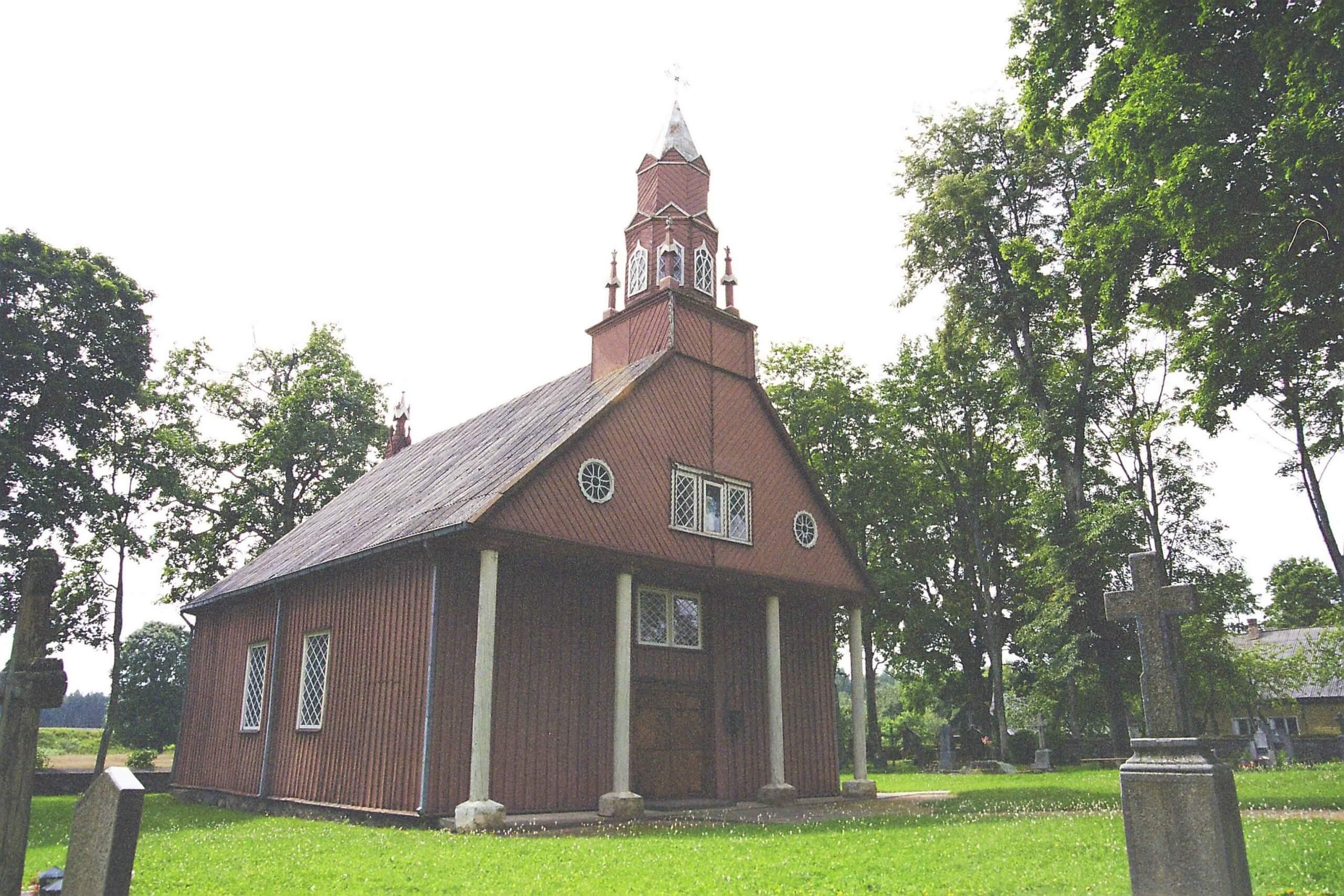 Ubiškės Šv. Angelų Sargų bažnyčia (Telšių rajonas)