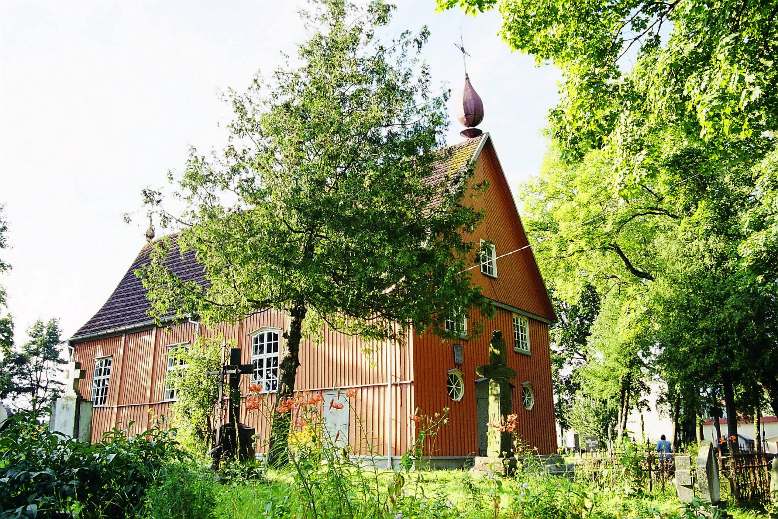 Ukrinų Šv. Antano Paduviečio bažnyčia (Mažeikių rajonas)