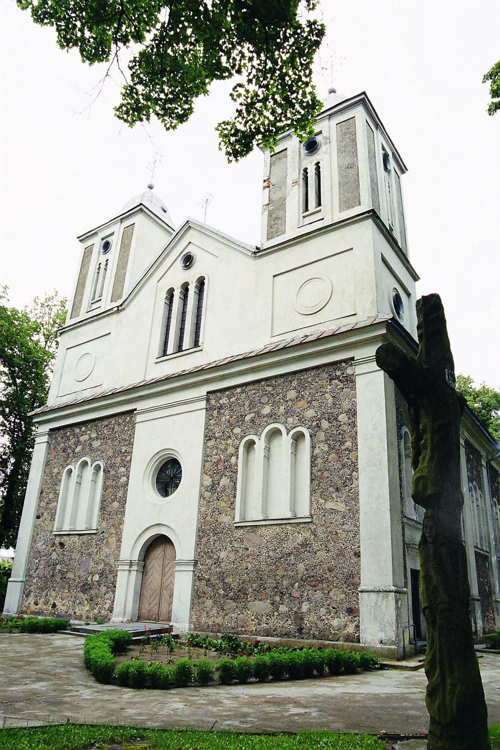 Vainuto Šv. Jono Krikštytojo bažnyčia (Šilutės rajonas)