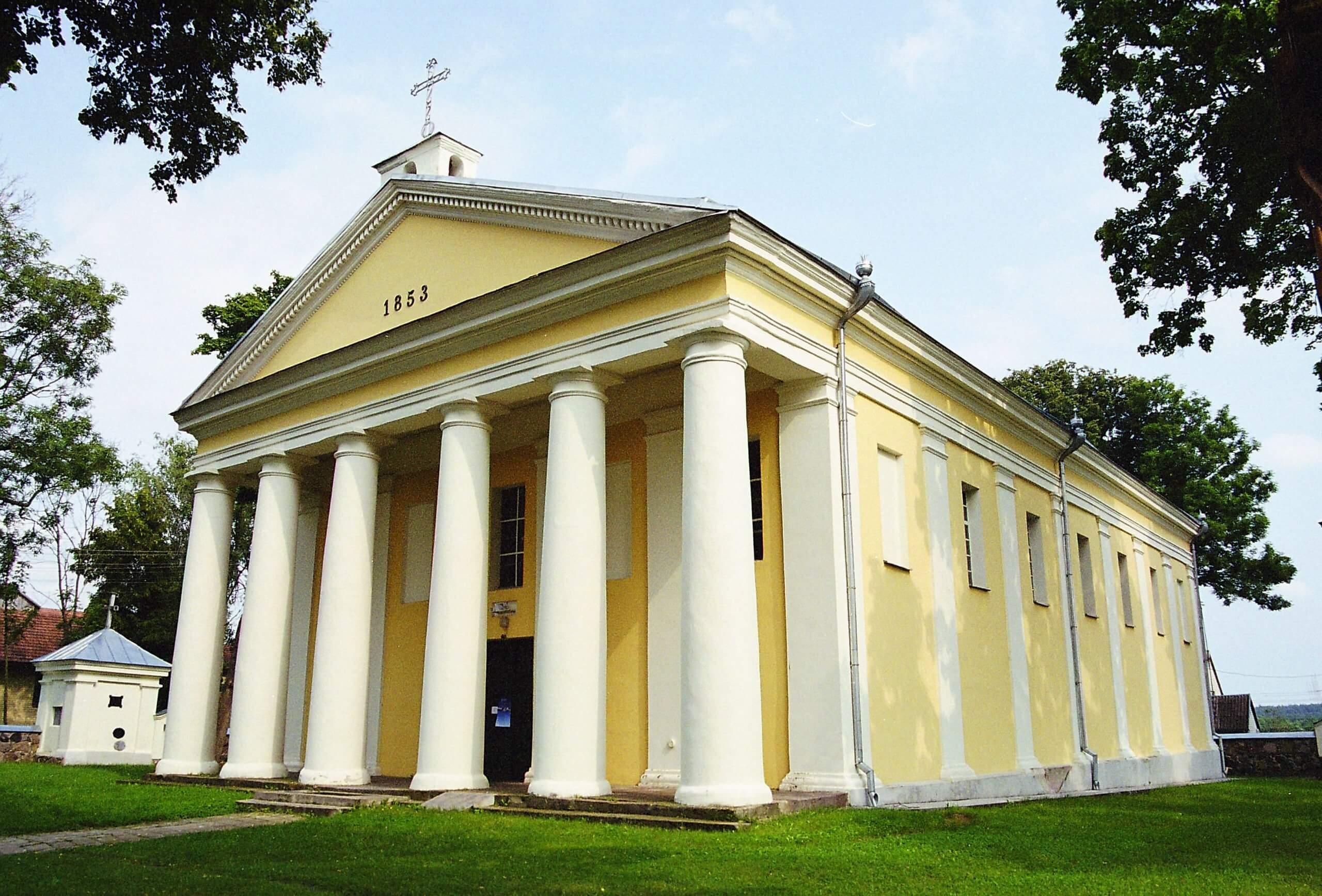 Vidiškių Švč. Trejybės bažnyčia (Ukmergės rajonas)