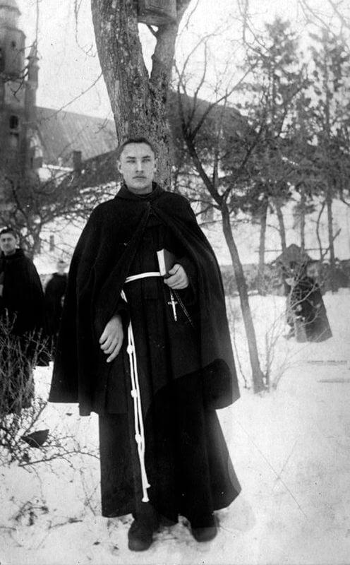 Tėvas Augustinas Dirvelė – Šv. Antano kolegijos rektorius